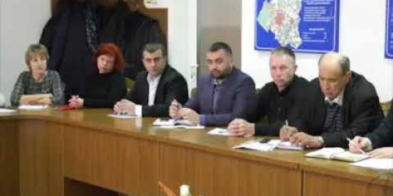 Вбудована мініатюра для Участь директора Тисменицької районної філії Петра Данилюка у засіданні колегії РДА